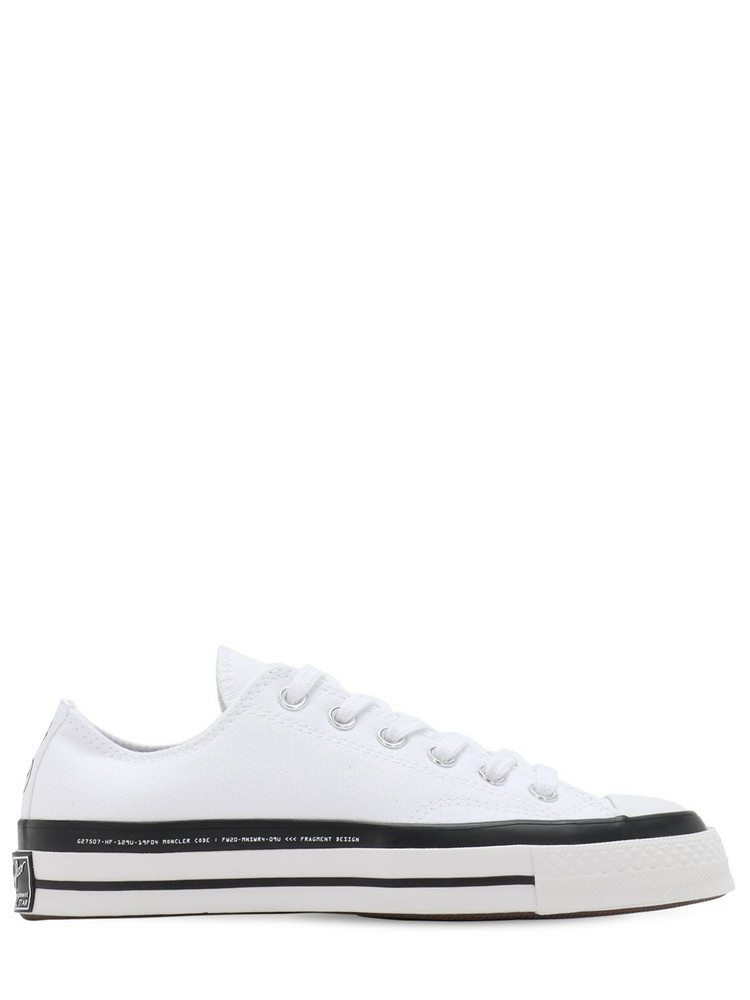 MONCLER GENIUS Fragmentxconverse Ct70 Fraylor Sneakers in white