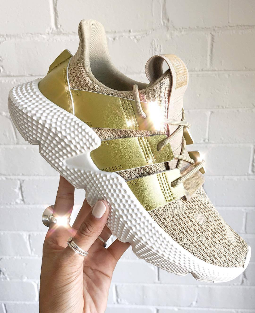 shoes gold shoes