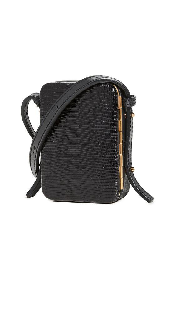 Lutz Morris Norman Crossbody Bag in black