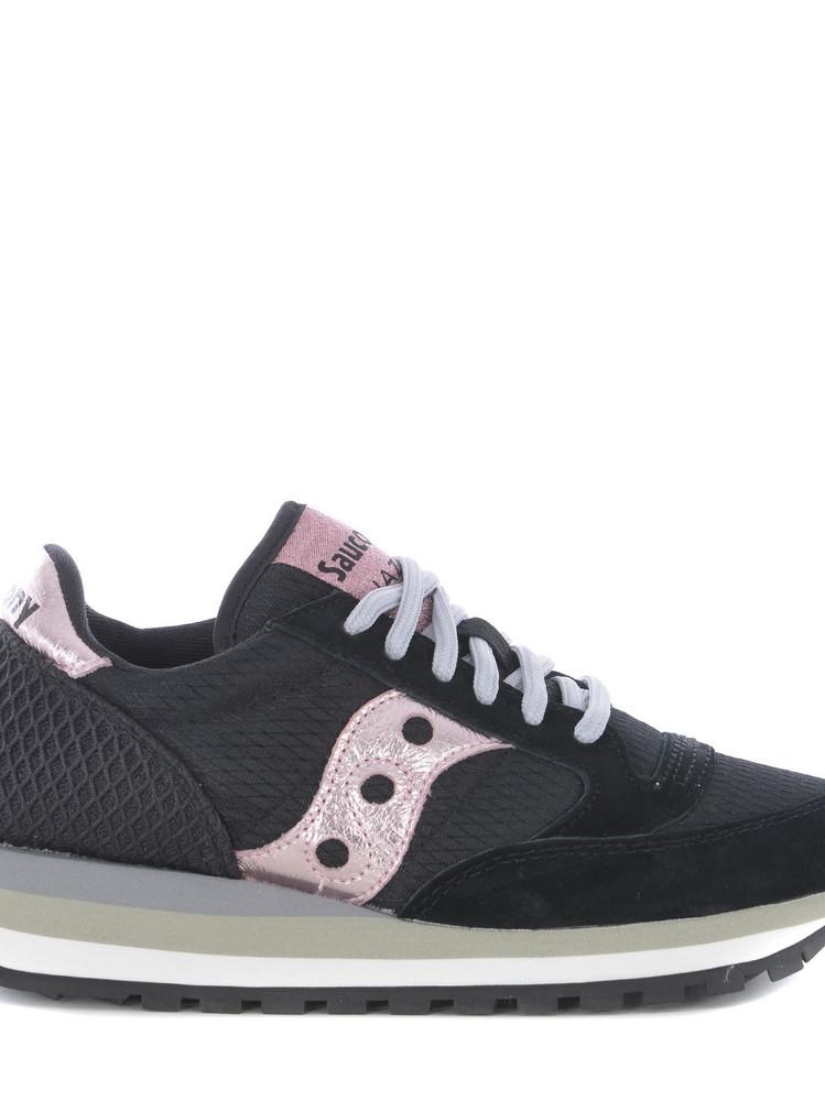 Saucony Jazz Triple Original Sneakers in nero