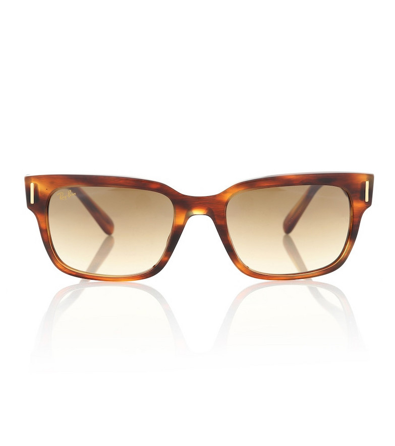 Ray-Ban RB2190 Tortoiseshell sunglasses in brown
