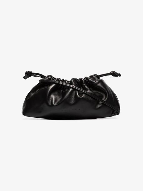 Studio Amelia black 1.1 drawstring leather mini bag