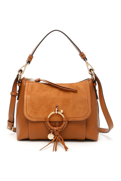 See by Chloé See by Chloé Small Joan Bag in brown