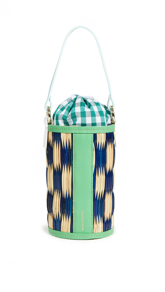 Heimat Atlantica Cupid Bag in blue / green