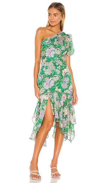 ASTR the Label Santorini Dress in Green