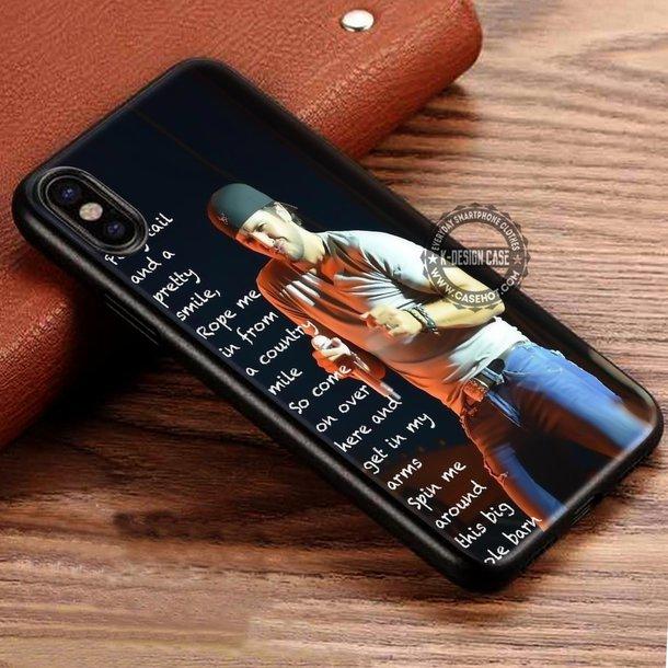 phone cover, music, singer, luke bryan, iphone cover, iphone case ...