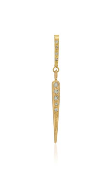 Orit Elhanati Roxy Stick 18K Gold Diamond Single Earring