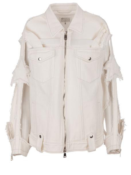 Maison Margiela Jacket in white