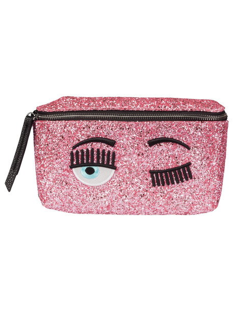 Chiara Ferragni Flirting Belt Bag in pink