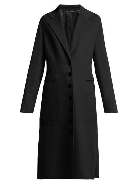 Joseph - Marline Wool Blend Coat - Womens - Black