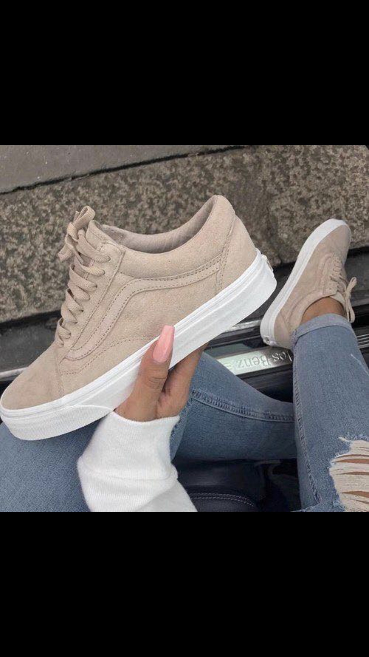 shoes vans tan suede vans
