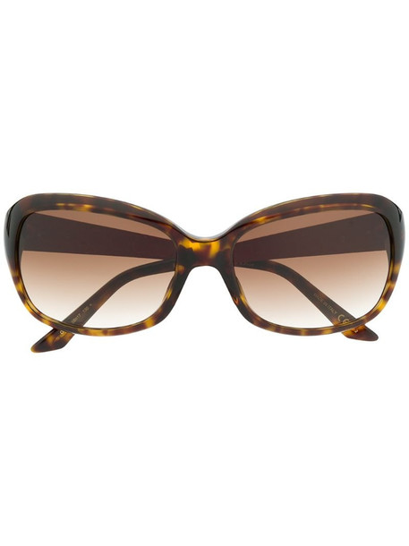 Dior Eyewear Coquette sunglasses in brown
