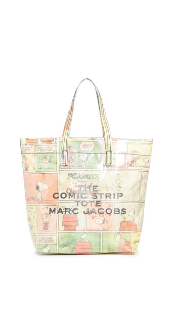 The Marc Jacobs x Peanuts Tote Bag in multi