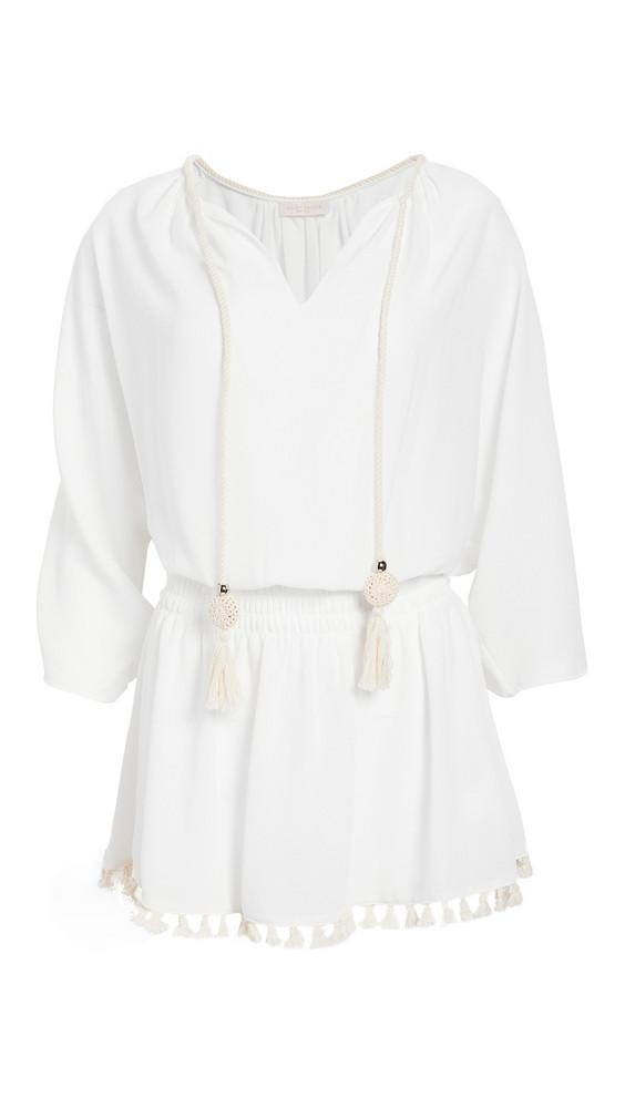 Ramy Brook Catana Dress in white