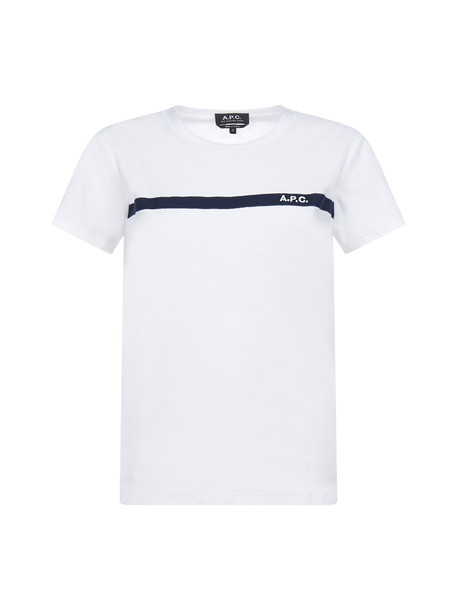 A.P.C. A.P.C. Short Sleeve T-Shirt in navy