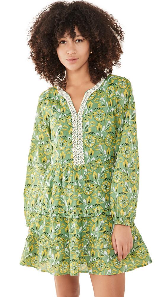 Roller Rabbit Zanna Naema Dress in green