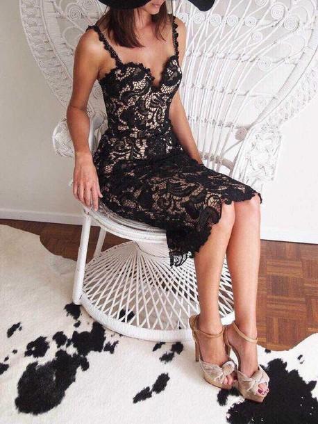 dress black bodycon bodycon dress black dress