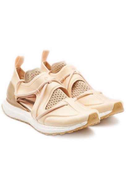 Adidas by Stella McCartney Ultra Boost T. S. Sneakers  in beige