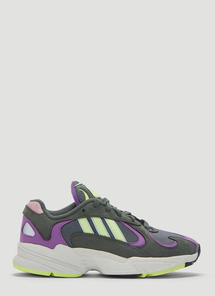Adidas Yung 1 Sneakers in Khaki size UK - 09