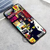 top,music,broadway musical,wicked,iphone case,iphone 8 case,iphone 8 plus,iphone x case,iphone 7 case,iphone 7 plus,iphone 6 case,iphone 6 plus,iphone 6s,iphone 6s plus,iphone 5 case,iphone se,iphone 5s