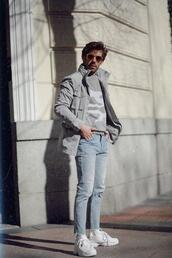 mypeeptoes,blogger,jeans,coat,sweater,shoes