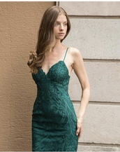 dress,green dress,cocktail dress,elegant dress,formal dress