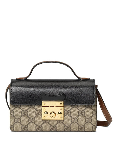 Gucci Padlock mini bag - Neutrals