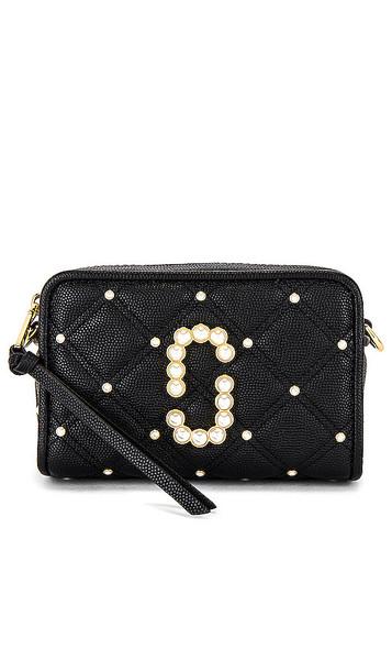 Marc Jacobs The Softshot 17 Bag in Black