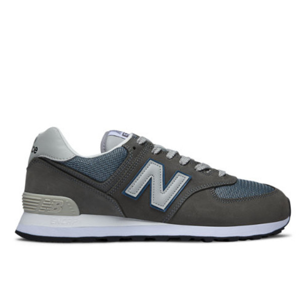 New Balance 574 Legacy of Grey Men's 574 Shoes - Grey (ML574GYC)