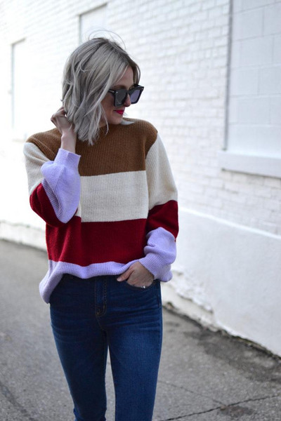 out+outfit blogger sweater shoes