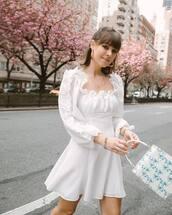 dress,mini dress,white dress,spring outfits,spring dress