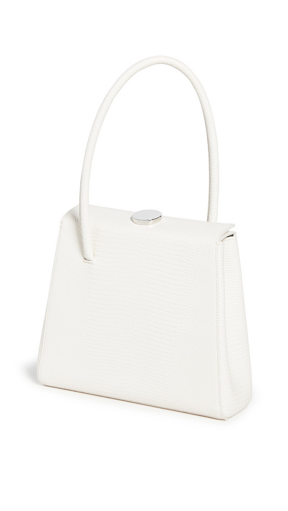 Little Liffner Madam Bag in white