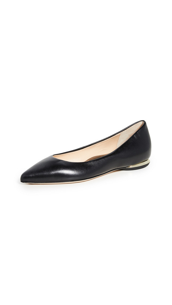 Marion Parke Must Have Flats in black