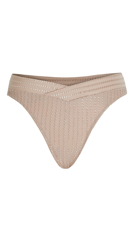 ELSE Ziggy Everyday Thong in taupe