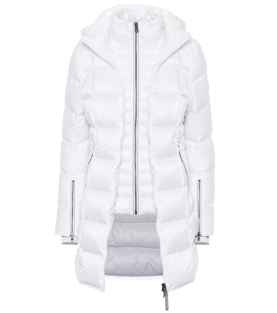 Bogner Hana down ski jacket in white