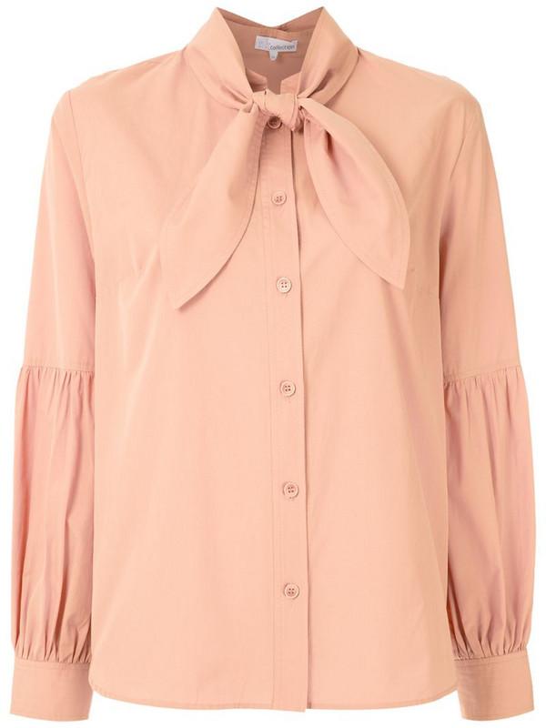 Nk tricoline Brenda shirt in pink