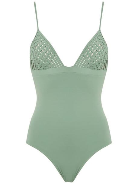 Clube Bossa Lagus swimsuit in green
