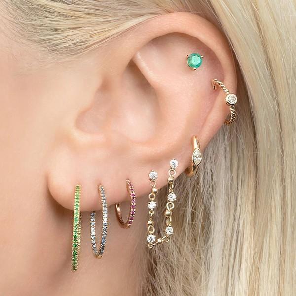 earrings gold earrings jewels
