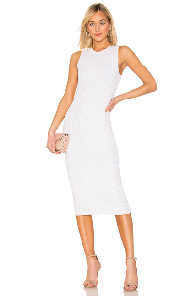 Rag & Bone Brea Dress in white
