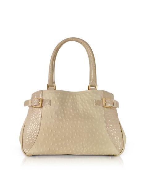 satchel bag satchel bag leather beige