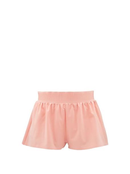 Vaara - Stella Crepe Shorts - Womens - Pink