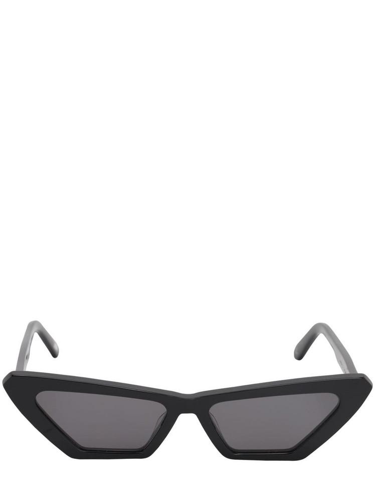 CHIMI Mom Square Acetate Sunglasses in black