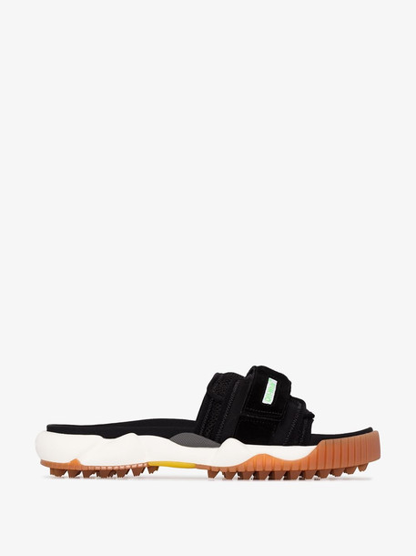Off-White Oddsy touch-strap slide sandals