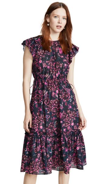 Ulla Johnson Arlene Dress in midnight