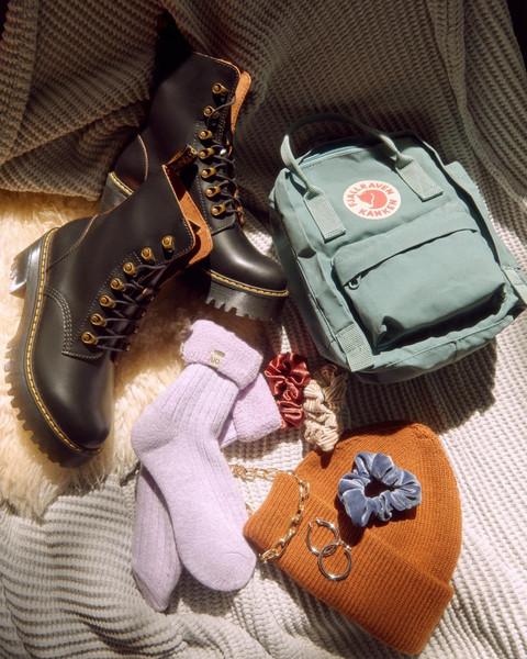 bag shoes hat