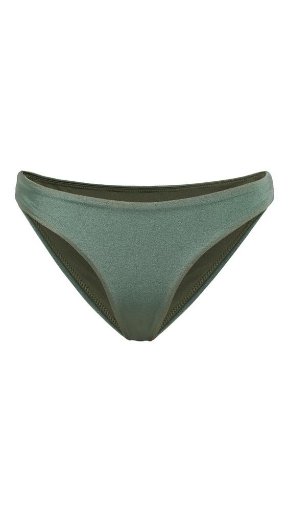 Peixoto Bella Bikini Bottoms in emerald