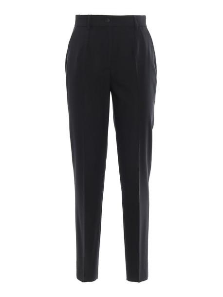 Dolce & Gabbana Pants in nero