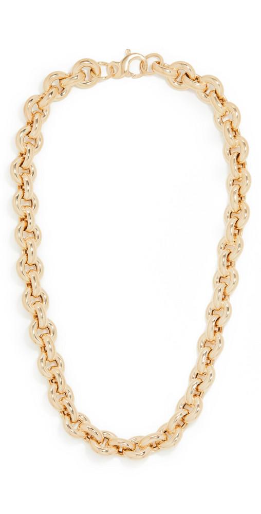 Loren Stewart Euclid Necklace in gold