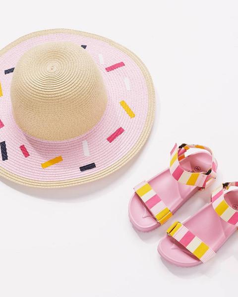 shoes hat