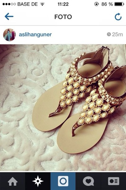 shoes brown shoes gold summer
